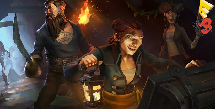 Sea of Thieves - Preview