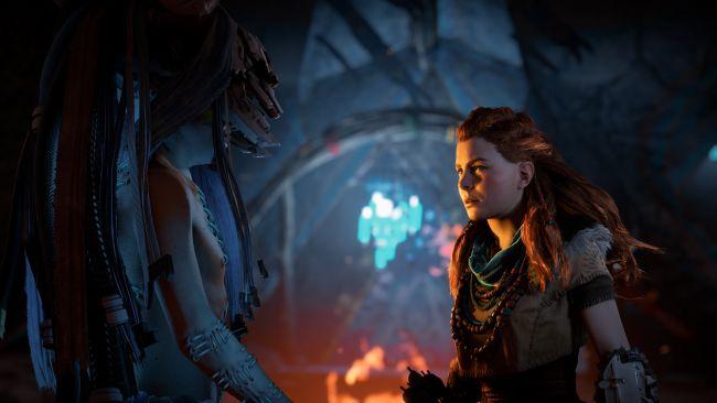 Horizon: Zero Dawn - DLC: The Frozen Wilds - Screenshots - Bild 6
