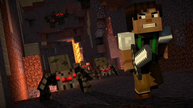 Minecraft: Story Mode - Season 2 - Screenshots - Bild 2