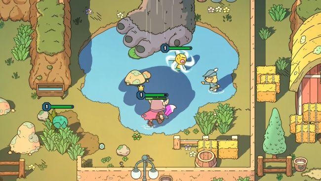 The Swords of Ditto 10 erste Bilder aus dem Rollenspiel - Screenshots - Bild 1