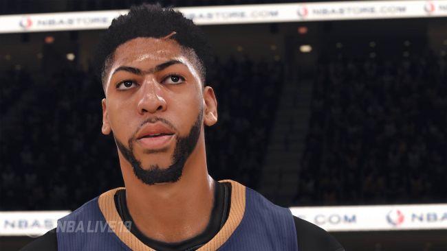 NBA Live 18 - Screenshots - Bild 1