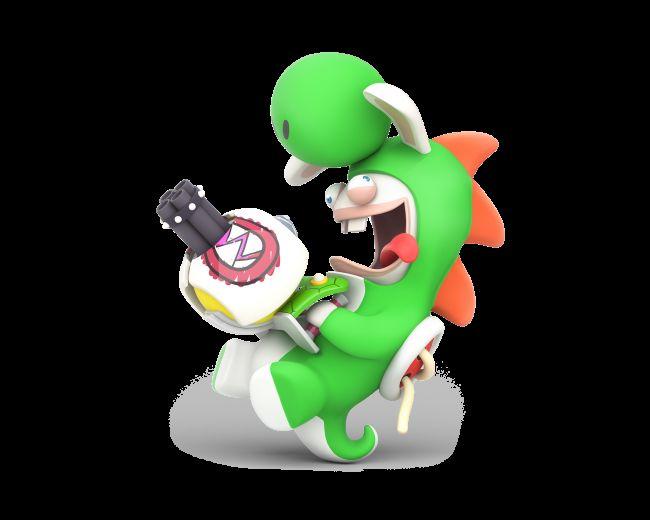 Mario + Rabbids: Kingdom Battle - Artworks - Bild 1