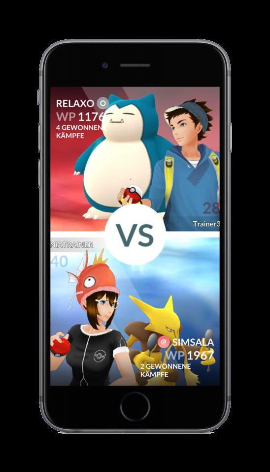 Pokémon GO - Screenshots - Bild 3