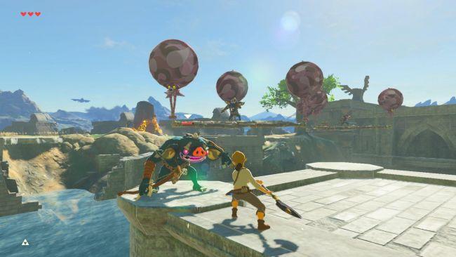 The Legend of Zelda: Breath of the Wild - DLC #1: The Master Trials - Screenshots - Bild 1