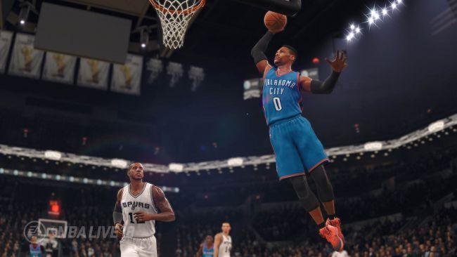 NBA Live 18 - Screenshots - Bild 10