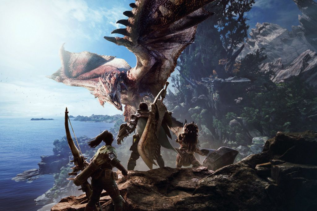 E3 2017: Capcom stellt Monster Hunter: World vor