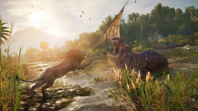 Assassin's Creed: Origins - Screenshots - Bild 12