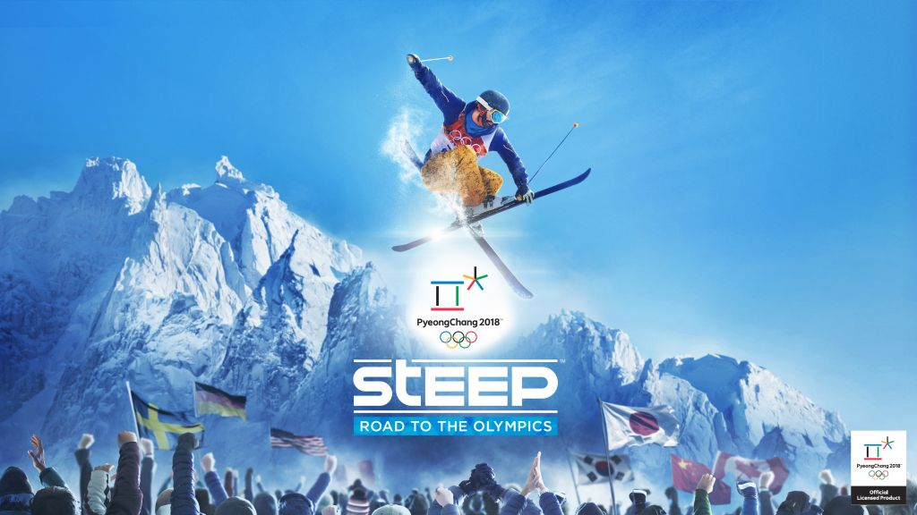 Steep: Ubisoft enthüllt die neue Erweiterung 'Road to the Olympics'