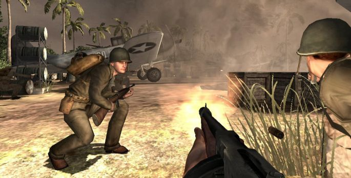 Spiel der Woche 43/04: Medal of Honor: Pacific Assault - Preview