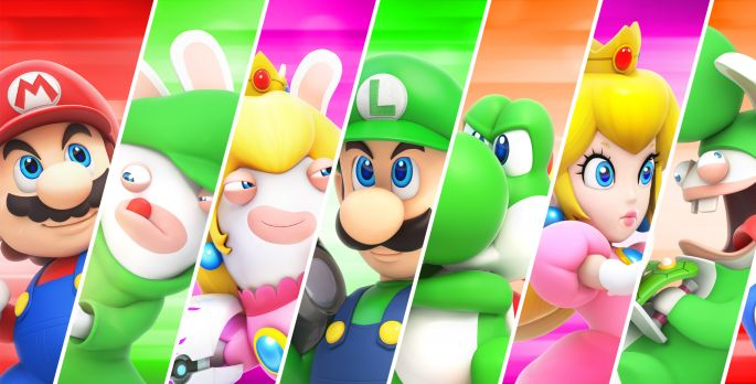 Mario + Rabbids: Kingdom Battle - Preview