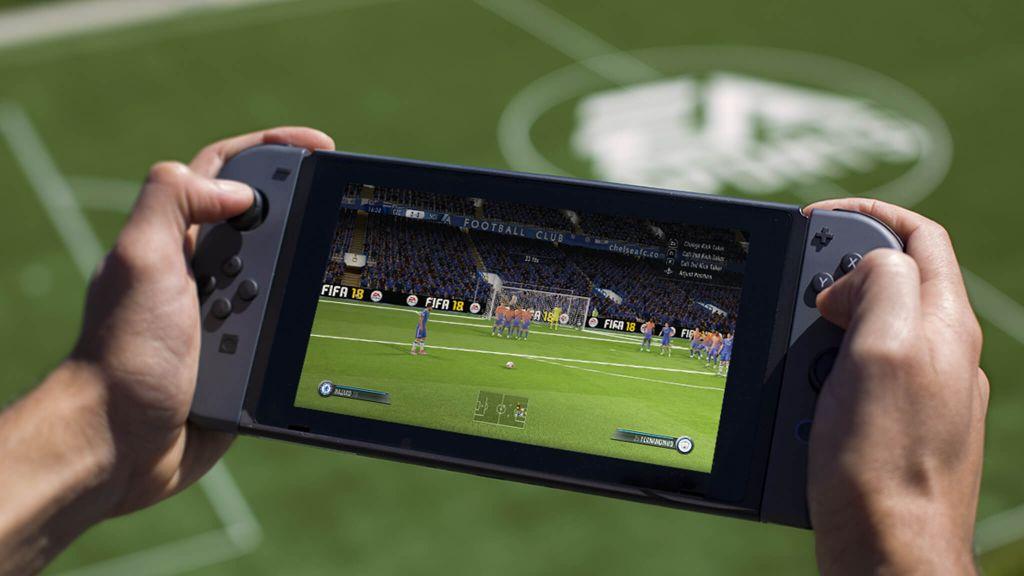 E3 2017 // Abgefilmtes Videomaterial von FIFA 18 für die Nintendo Switch aufgetaucht