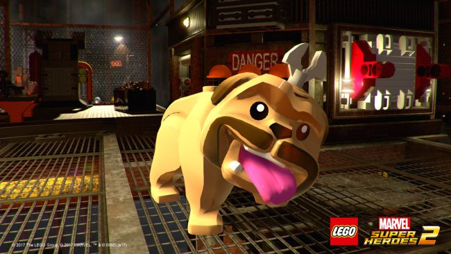 LEGO Marvel Super Heroes 2 - Screenshots - Bild 3