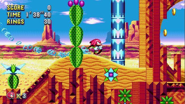 Sonic Mania: PC-Version um zwei Wochen verschoben; Intro-Video steht bereit