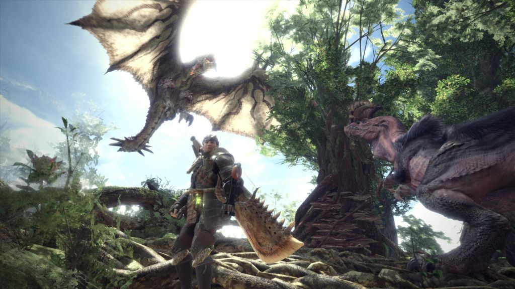 Monster Hunter: World in guten Händen