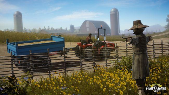Pure Farming 2018 - Screenshots - Bild 4