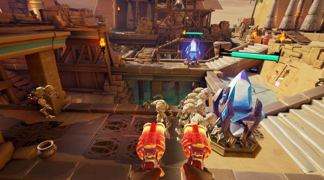 Ancient Amuletor - Screenshots - Bild 2