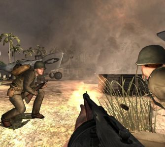 Medal of Honor: Pacific Assault - Test