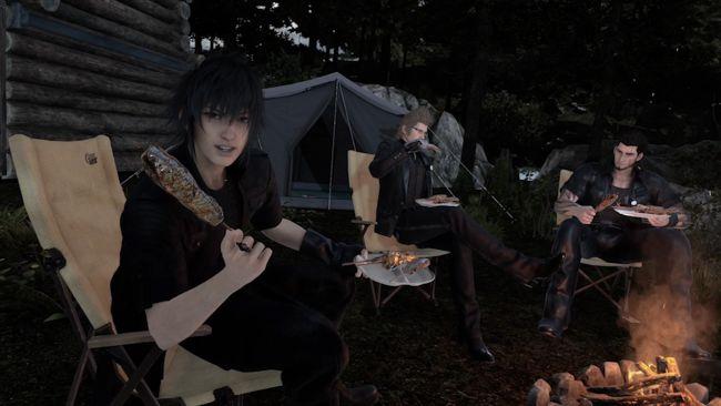 Monster of the Deep: Final Fantasy XV - Screenshots - Bild 8
