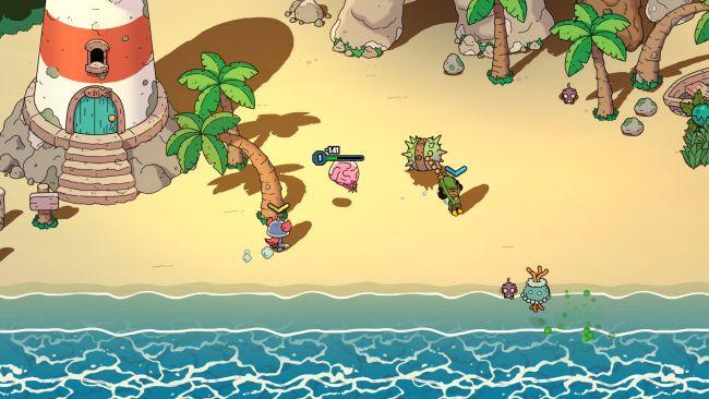 The Swords of Ditto 10 erste Bilder aus dem Rollenspiel - Screenshots - Bild 10
