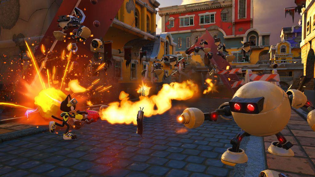 E3-Trailer zu Sonic Forces