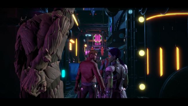 Marvel's Guardians of the Galaxy: The Telltale Series - Screenshots - Bild 1