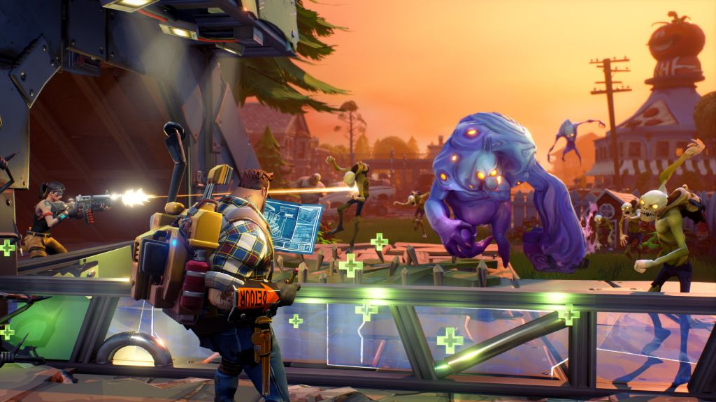 Fortnite: Battle Royale Modus mit 100 Spielern angekündigt!