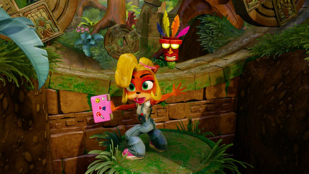 Launch-Trailer zur Crash Bandicoot N. Sane Trilogy