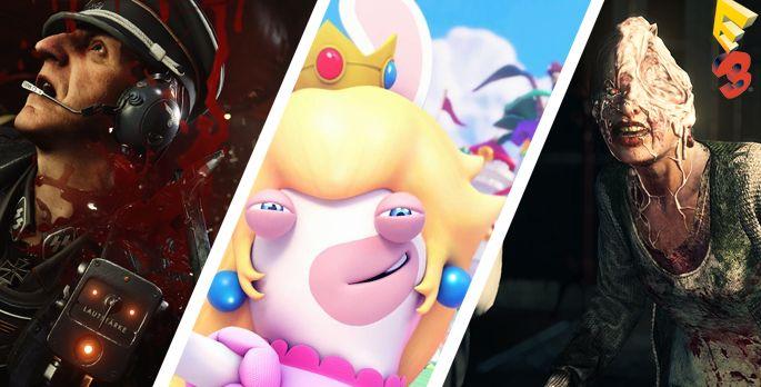 Top 10: Die besten Spiele der E3 - Special