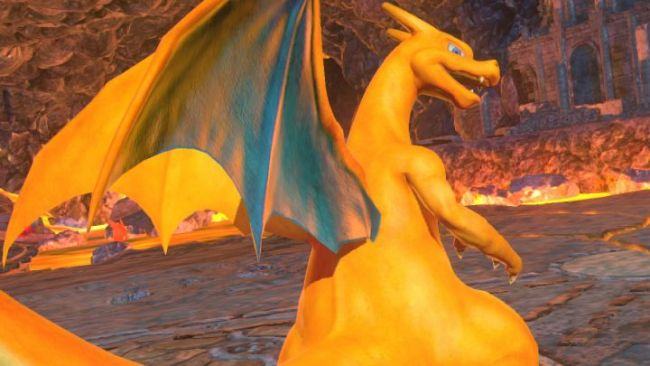 Pokémon Tekken DX - Screenshots - Bild 1