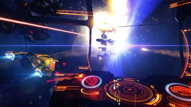 Elite: Dangerous - Screenshots - Bild 1