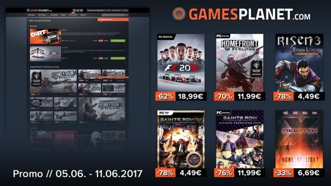 Gamesplanet: Fette Rabatt-Aktion in dieser Woche - News ...