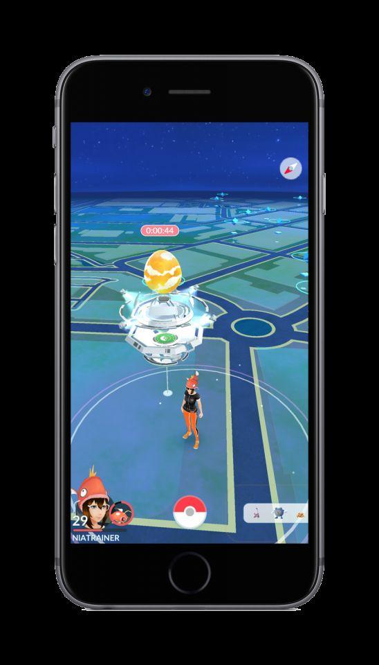 Pokémon GO - Screenshots - Bild 2