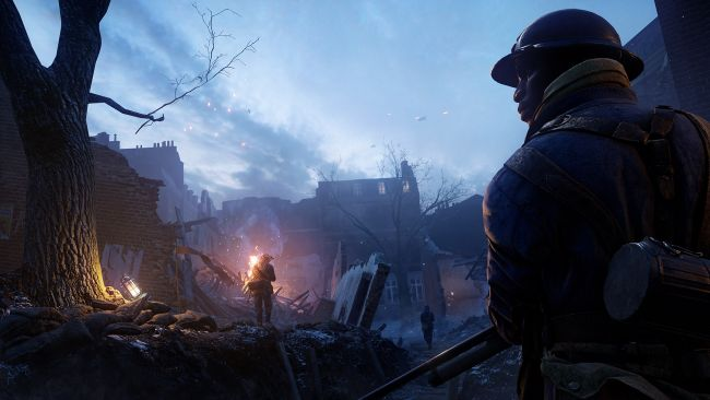 Battlefield 1 - Screenshots - Bild 1