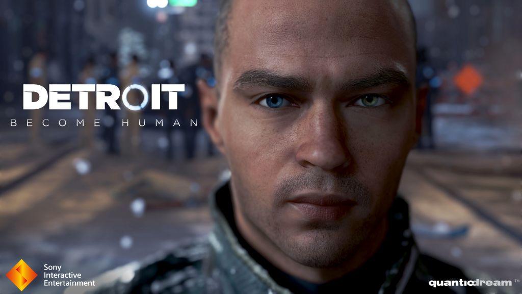 Become Human zeigt sich im E3-Trailer