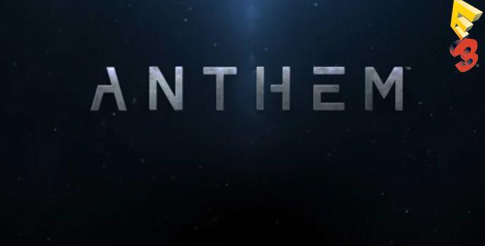 Anthem ist das neue Spiel von Bioware