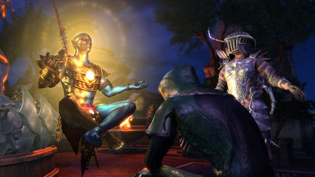 The Elder Scrolls Online: Morrowind - Screenshots - Bild 1
