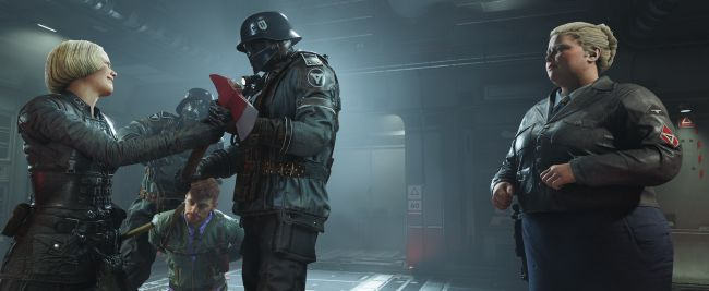 Wolfenstein II: The New Colossus - Screenshots - Bild 2