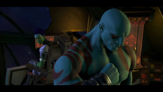 Marvel's Guardians of the Galaxy: The Telltale Series - Screenshots - Bild 12