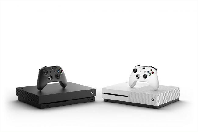Xbox One X - Screenshots - Bild 1