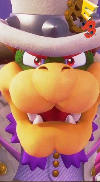 Super Mario Odyssey - E3 Vorschau - Preview