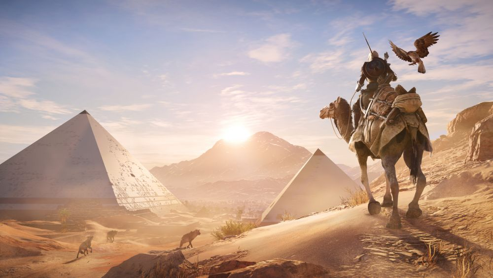 Assassin's Creed: Origins - Kampagne
