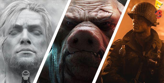Top 10 beste Trailer der E3 - Special