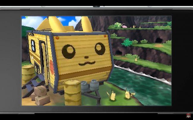Pokémon UltraSonne / Pokémon UltraMond - Screenshots - Bild 3