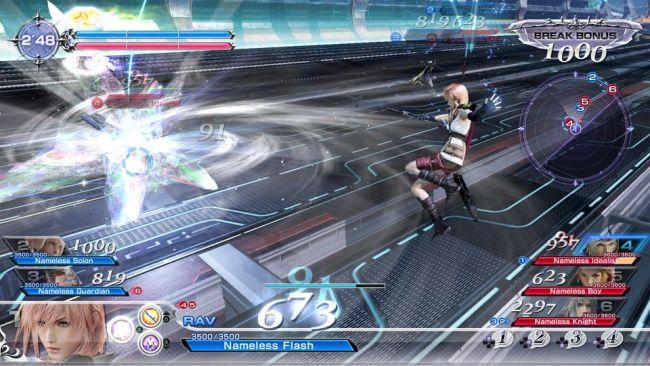 Dissidia Final Fantasy NT - Screenshots - Bild 13