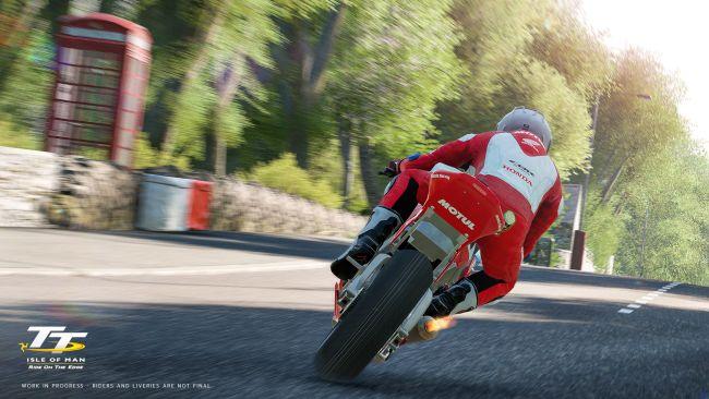 TT Isle of Man - Screenshots - Bild 1