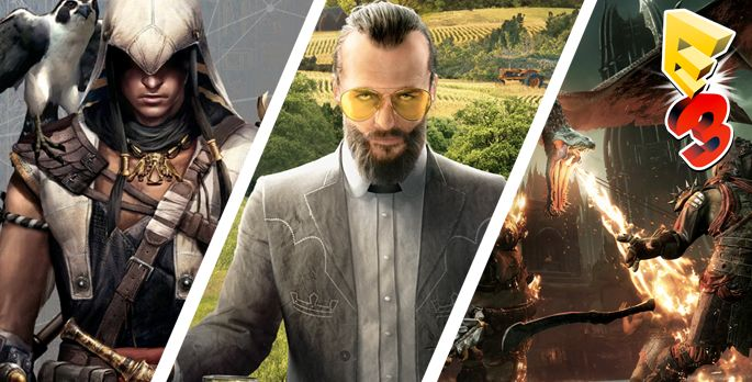 Top 10 Open-World-Spiele der E3 - Special