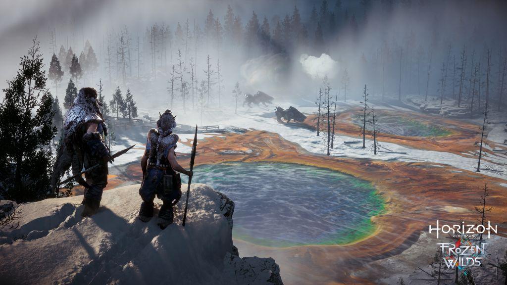 Horizon Zero Dawn - DLC soll umfangreich ausfallen