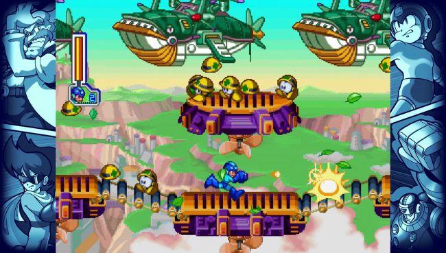 Mega Man Legacy Collection 2 - Screenshots - Bild 1