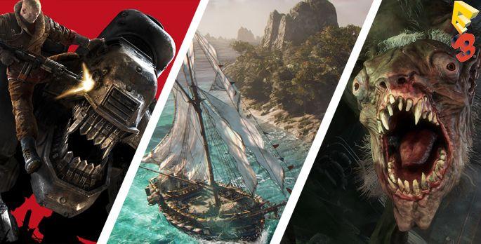 Top 10 E3-Neuankündigungen - Special