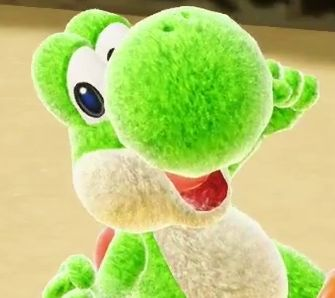 Yoshi's Crafted World - Screenshots